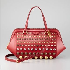 Marc by Marc Jacobs studded thunder dome purse